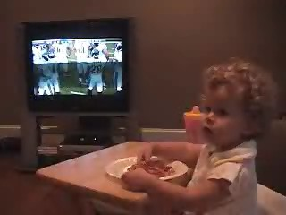 Mara Loves Football Video