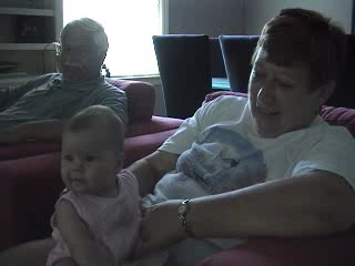 Grandparents Visit Video